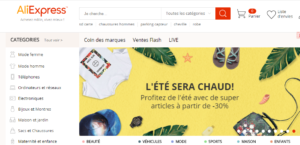 Aliexpress fournisseur dropshipping
