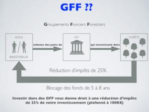 Schéma fonctionnement groupement forestiers fonciers
