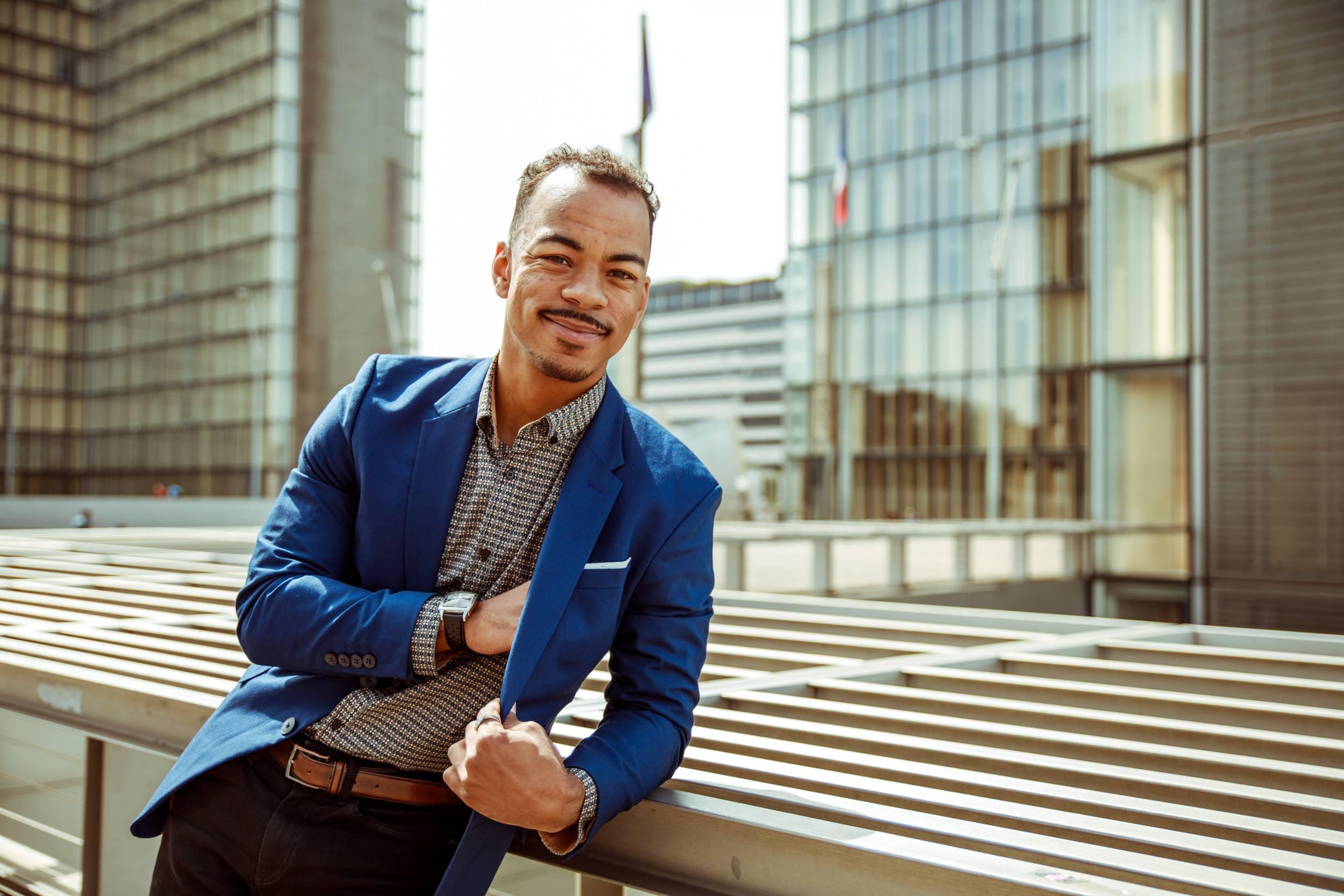 Gaultier hazoume entrepreneur