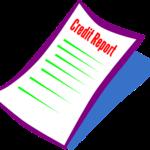 rapport de crédit
